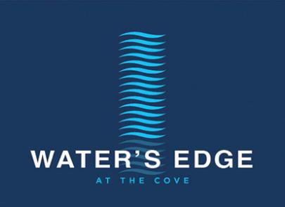 Water's Edge at The Cove Launching Fall 2016